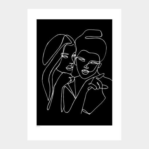 Gossip - print